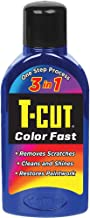 T-CUT Dark Blue Color Car Polisher Finish Restorer 16 oz.