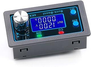 DC DC Buck Boost Converter Variable Voltage Regulator CC CV 0.5-30V 4A 5V 6V 12V 24V Power Module Adjustable Voltage Regul...