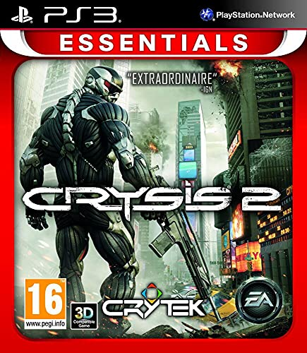Crysis 2 - Essentials [Importación Francesa]