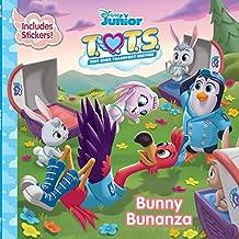 T.O.T.S. Bunny Bunanza (T. O. T. S. Tiny Ones Transport Service)
