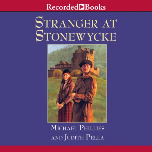 Stranger at Stonewycke audiobook cover art