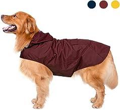con Capucha Chaqueta de Invierno con Capucha para Perro para Perros peque/ños medianos y Grandes RC GearPro