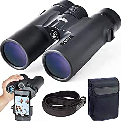 Gosky 10x42 Binoculars for Adults, Compact HD