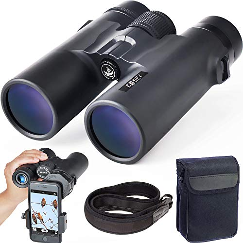 Gosky 10x42 Roof Prism sky viewing Binoculars
