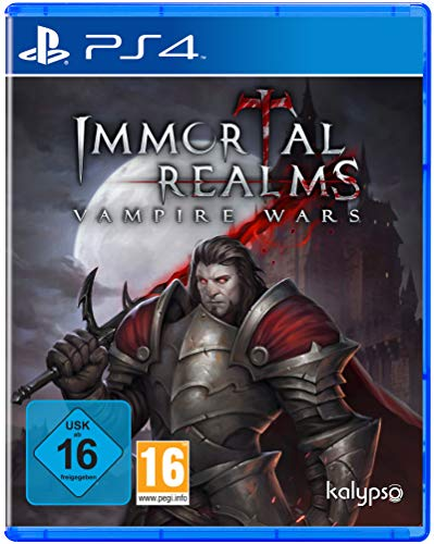 Immortal Realms: Vampire Wars (PlayStation PS4)