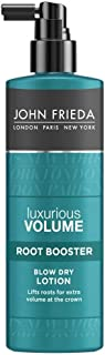 John Frieda Collection Luxurious Volume Root Booster Blow-Dry Lotion 6 oz (Pack of 4)