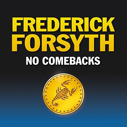 No Comebacks audiobook cover art