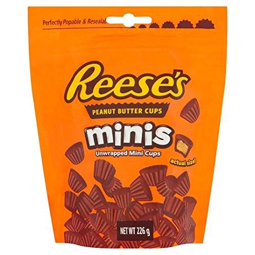 Reese's - Juego de vasos para mantequilla de maní (28 g)