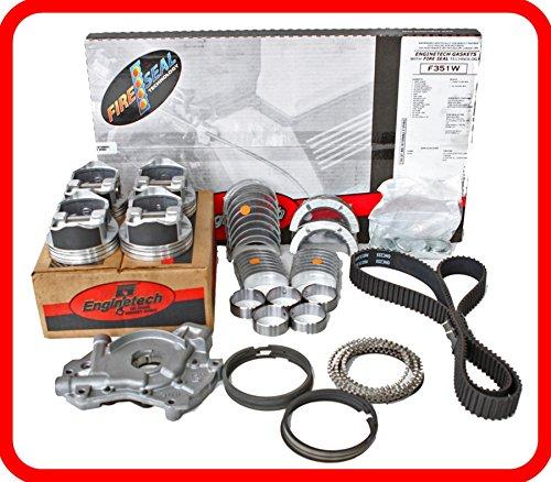 Engine Rebuild Overhaul Kit FITS: 2006-2011 Honda Civic Si VTEC 2.0L DOHC K20 K20Z3 (w/o Oil Pump)