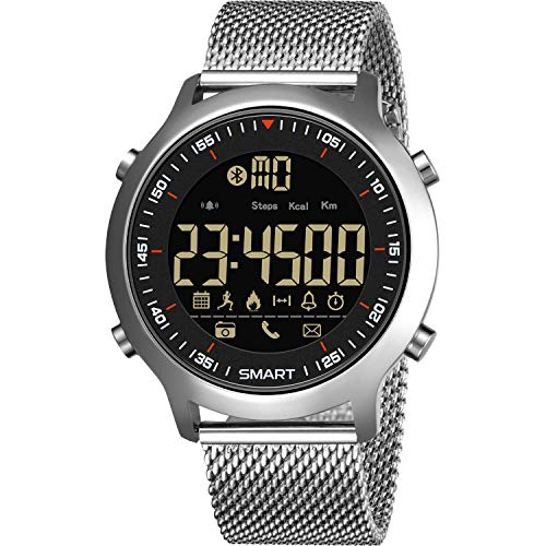 IF.HLMF IF.HLMF Herren Smartwatch Bluetooth Verbindung Sport Schritt Bergsteigen Fernbedienung Kamera Elektronische Uhr