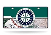 """Bold, Colorful Team Graphics Measures 12"""" x 6"""" Pre-Drilled for Easy Installation"""