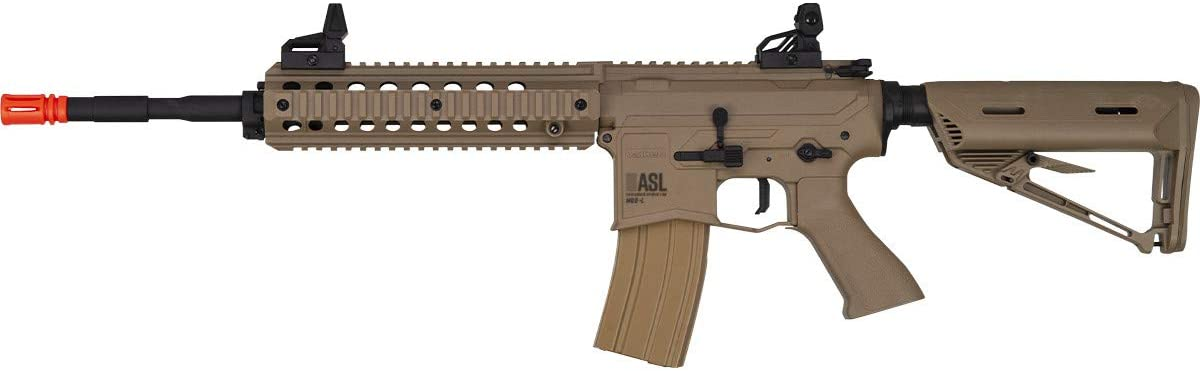 Valken ASL Hi-Velocity M4 Airsoft Rifle 6mm MOD-L AEG Recommended D store -