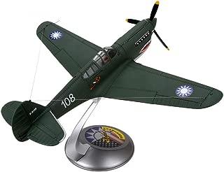 Gn shop Maqueta Avión - Flying Tigers P40 1/32 De Combate Militar Aeroespacial De La Aleación Modelo De Avión Decoración