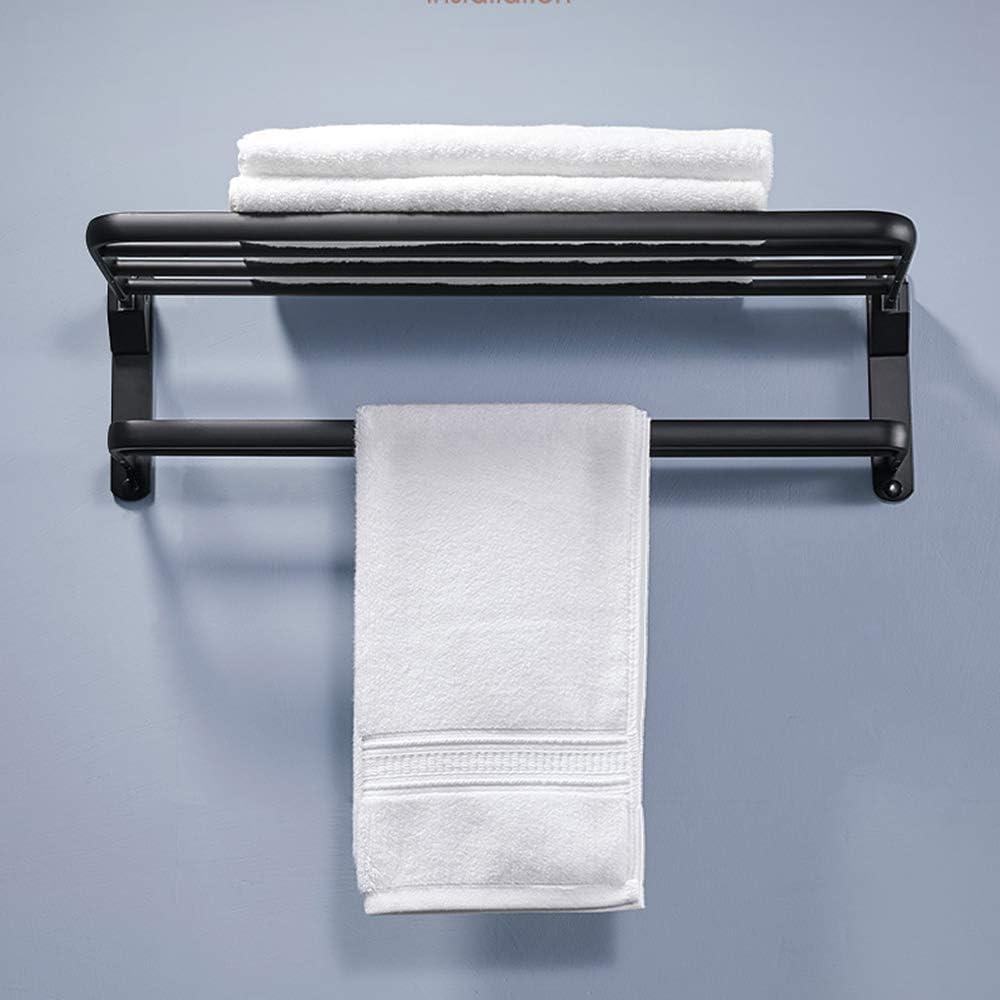 SHU XIN Towel Rack Bathroom depot Double lowest price Shelf Bla