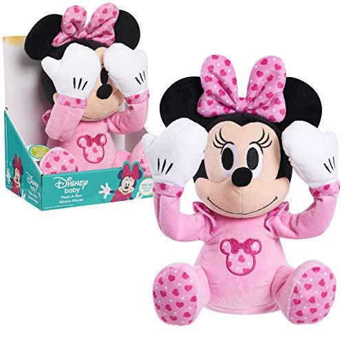 Disney Baby Peek-A-Boo Plush, Minni Mouse