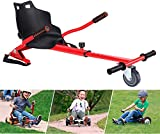 Yunge Chasis Hovercarft equilibrado para Scooter Hoverboard Auto Balance Rojo