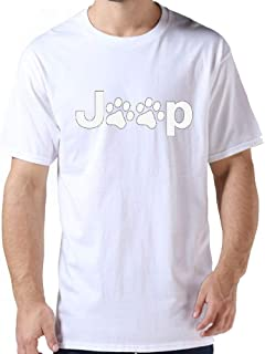 Jeep Customs T-Shirts for Mens