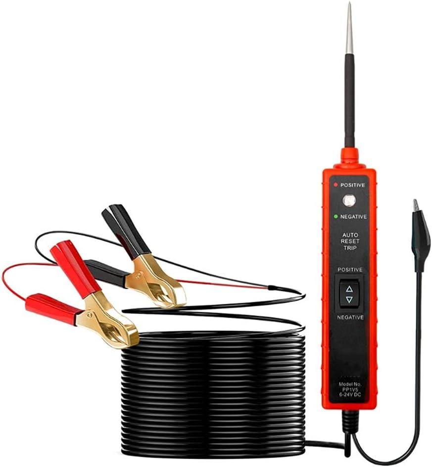 MoreChioce Genuine Free Shipping Electrical Elegant Circuit Tester Elect Automotive 6V-24V DC