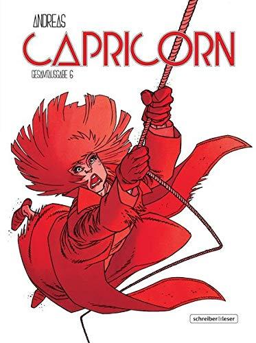 Capricorn: Gesamtausgabe 6 – New York / Nahaufnahmen / Die apokalyptischen Reiter