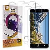 Guran 4 Paquete Cristal Templado Protector de Pantalla para Bluboo D2 Smartphone 9H Dureza Anti-Ara?azos Alta Definicion Transparente Película
