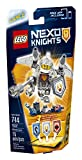 LEGO Nexo Knights 70337 Ultimate Lance Building Kit (75 Piece)