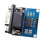 Modulo electronico RS232 Puerto Consecutiva Al Módulo De Comunicación TTL Converter Con Cable