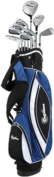 Confidence Golf Mens Power V3 Hybrid Club Set