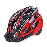 HJOMX Casco De Ciclismo Casco Completo Casco De Bicicleta Casco De Bicicleta De MTB Seguridad Adulto Mountain Mountain Bike CascosHombre Mujer Ciclismo Casco, Color 3