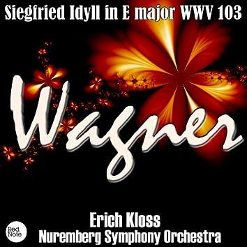 Wagner: Siegfried Idyll in E Major WWV 103