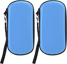 Heayzoki 2Pcs Carrying Case for PS Vita 1000 2000 Console, Portable Storage Bag Protective EVA Hard Carry Case for PS Vita...