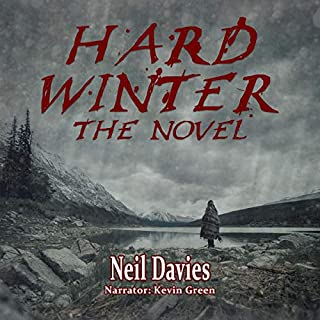 Hard Winter: The Novel cover art