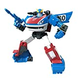 Transformers Toys Generations War for Cybertron: Earthrise Deluxe WFC-E20 Smokescreen Action Figure - Kids Ages 8 and Up, 5.5-inch