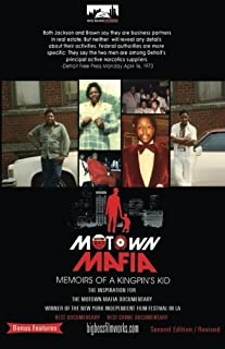Motown Mafia: The Memoirs Of A Kingpins Kid First edition by Brown Jr., Mr. Courtney R (2010) Perfect Paperback