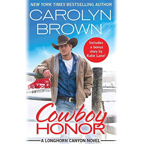 Cowboy Honor audiobook cover art