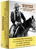 Coffret Western : La légende de l'Ouest par John Ford - 4 DVD : La Chevauchée...