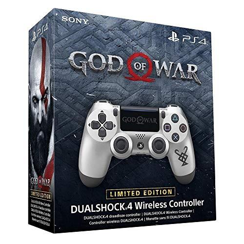 """Manette PS4 DualShock V2 - Edition limitée """"God of War"""""""