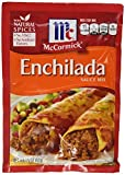McCormick ENCHILADA Sauce Mix 1.5oz (3 Packets) by McCormick