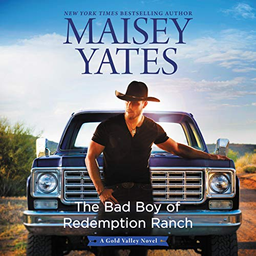 The Bad Boy of Redemption Ranch  By  cover art