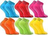 Rainbow Socks Calcetines de deporte para mujer