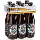 Cerveza Artesana Palax Lager (Pack 6x33cl) - Cerveza Artesanal - Cervezas Artesanas Pack Degustación - Cervezas Artesanas - Pack Cervezas Artesanales - Cerveza Artesana Pack - Pack Cerveza Artesana
