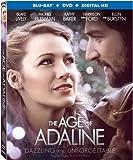 The Age Of Adaline [Blu-ray + DVD + Digital HD]