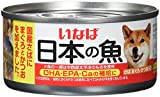 いなば ドッグフード 日本の魚 さば まぐろ・かつお入り 170グラム (x 24) (まとめ買い)