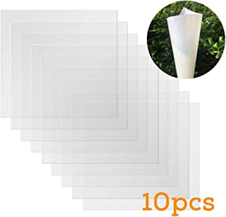 BAISDY 10Pcs 10Mil Blank Mylar Stencil Sheets 12 x 12inches