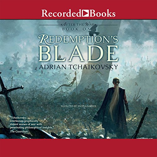 Redemption's Blade audiobook cover art