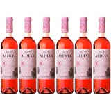 Aldeya Vino Rosado- 6 Botellas - 4500 ml