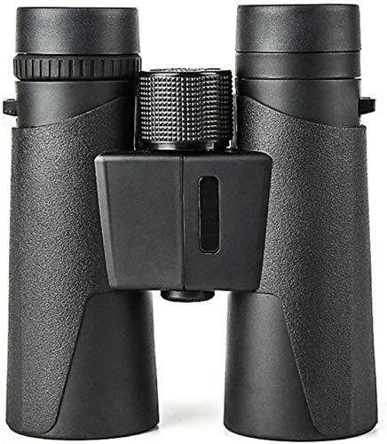 PJPPJH Binoculares 10x42, prismáticos Profesionales HD con Prisma de Techo - Lente FMC de Prisma...