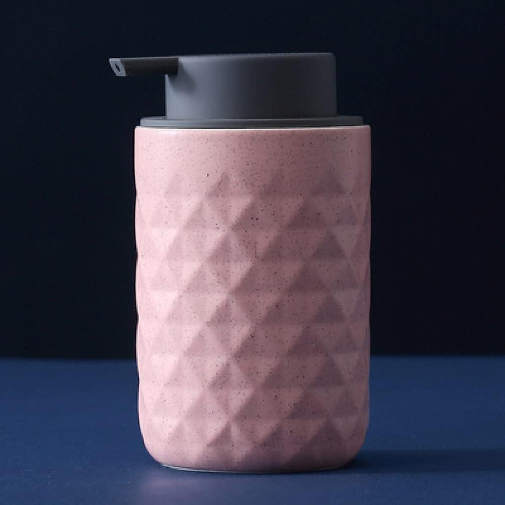Dish Soap Max 57% OFF Dispenser Rapid rise Refillable Ceramic Ripple Matte Disp Lotions