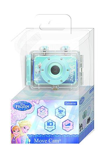 Lexibook - DJA400FZ - Camescope Caméra de Sport 720 pixels 1.3 Mpix