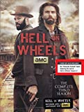 Hell On Wheels The Complete Third Season with Six Character Portrait Cards featuring the Cast