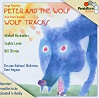 Prokofiev: Peter and the Wolf - Beintus: Wolf Tracks (2003-09-23)